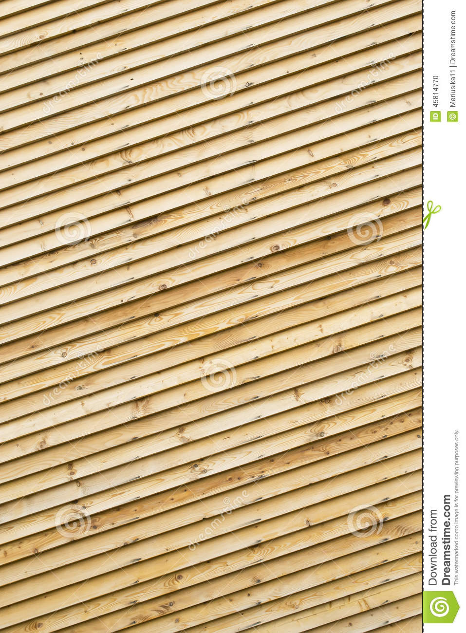 Wood paneling - Wood Paneling Stock Photo - Image: 45814770