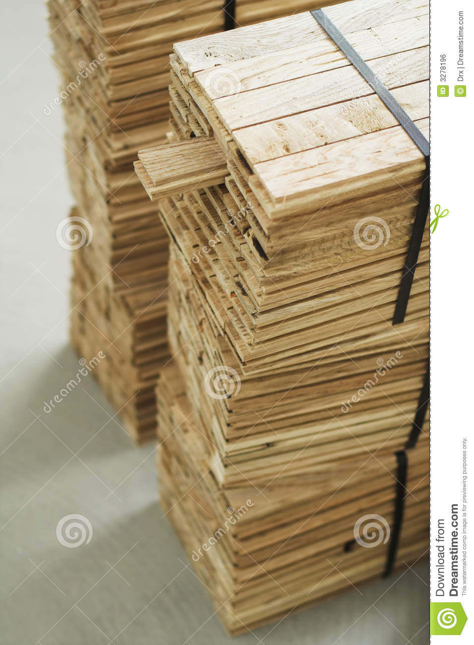 Wood Parquet Piece Royalty Free Stock Image  Image 3278196