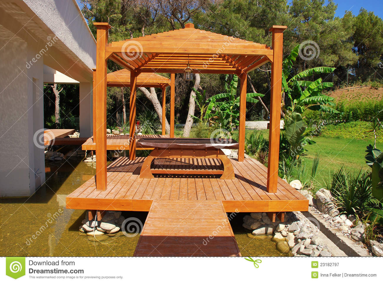Amnagement Pergola Terrasse