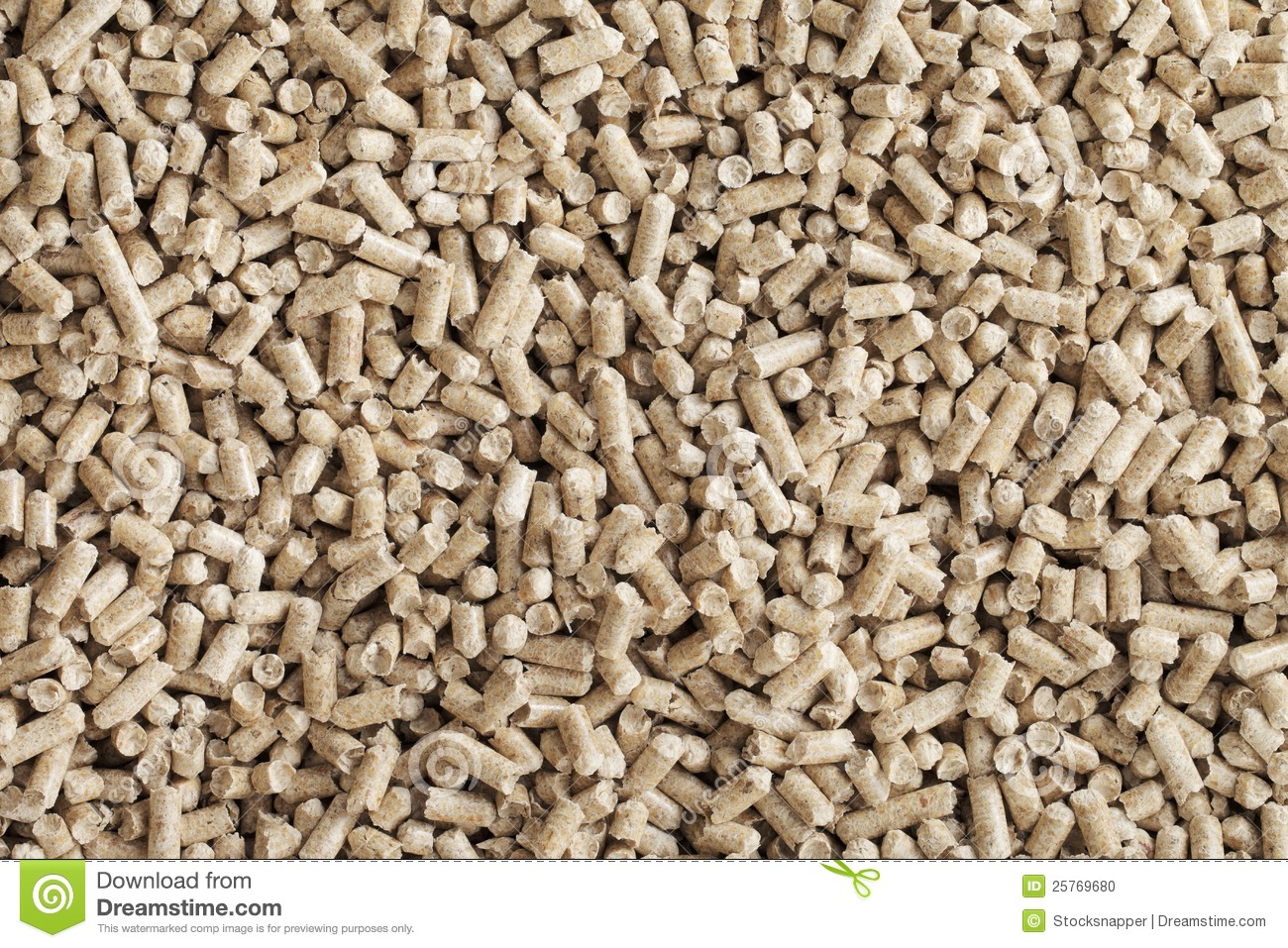 Wood Pellets stock photo. Image of biomass, pellet ...