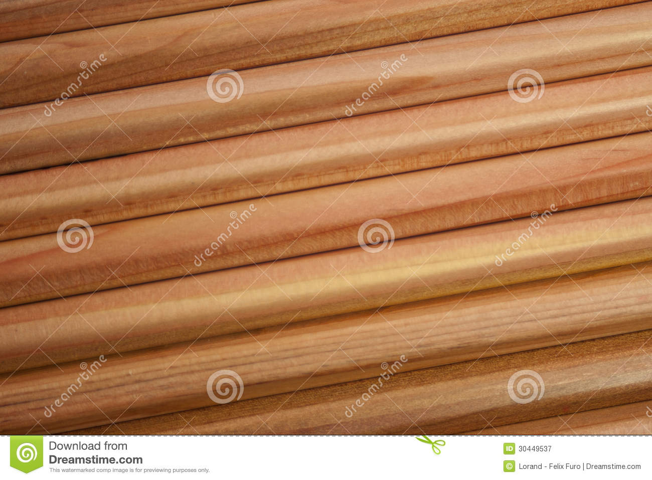 Wood Pencils Texture Royalty Free Stock Photography ...