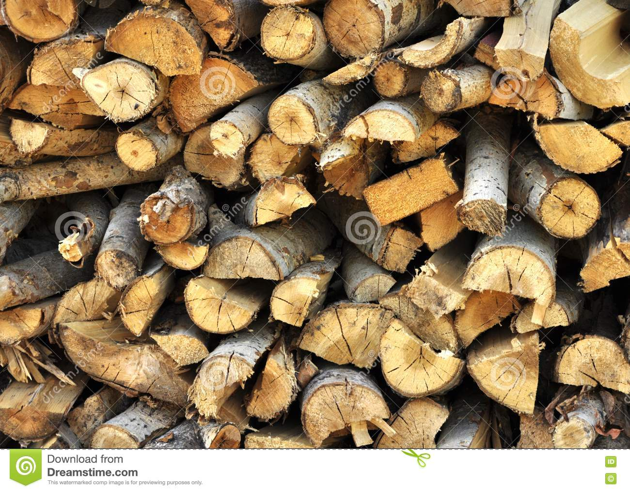 Wood Pile Royalty Free Stock Images Image 15929859