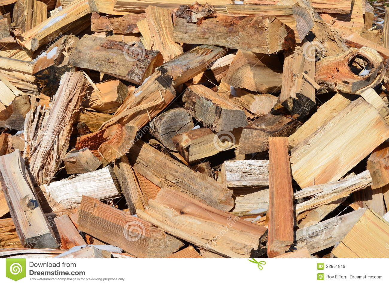 Wood Pile Royalty Free Stock Images Image 22851819