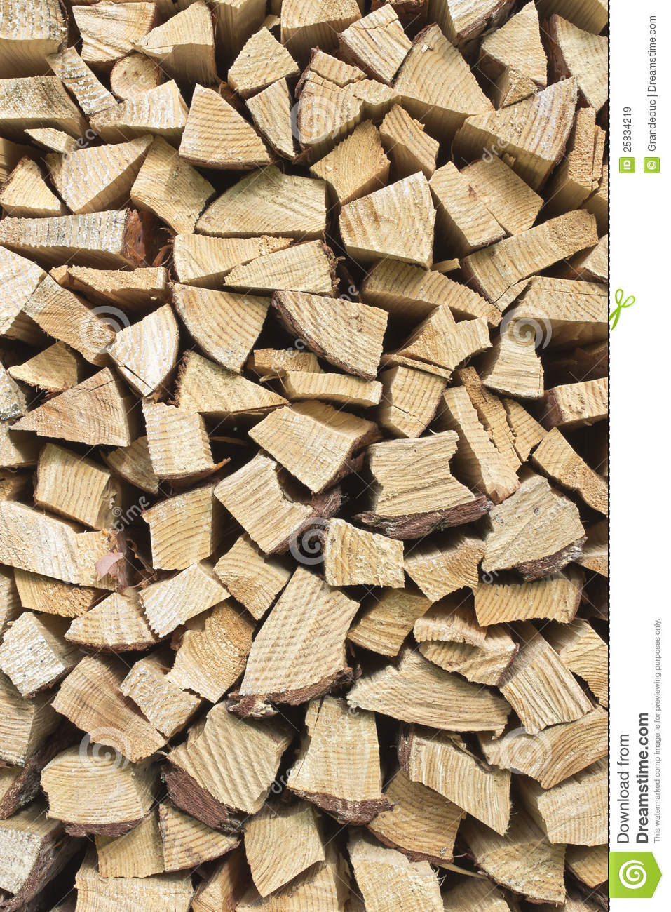 Wood Pile Royalty Free Stock Images Image 25834219