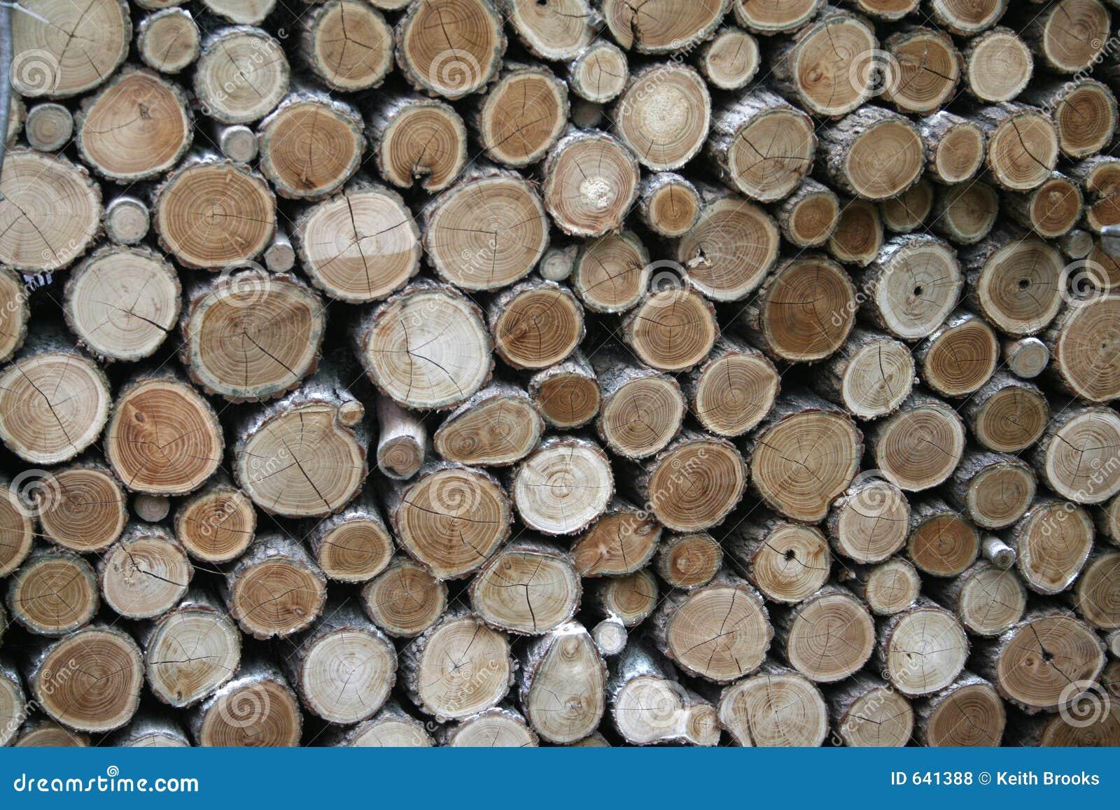Wood Pile Royalty Free Stock Photos Image 641388