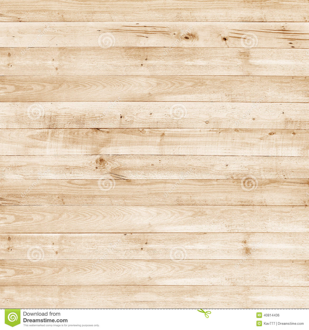 Wood Pine Plank Brown Texture For Background Stock Photo