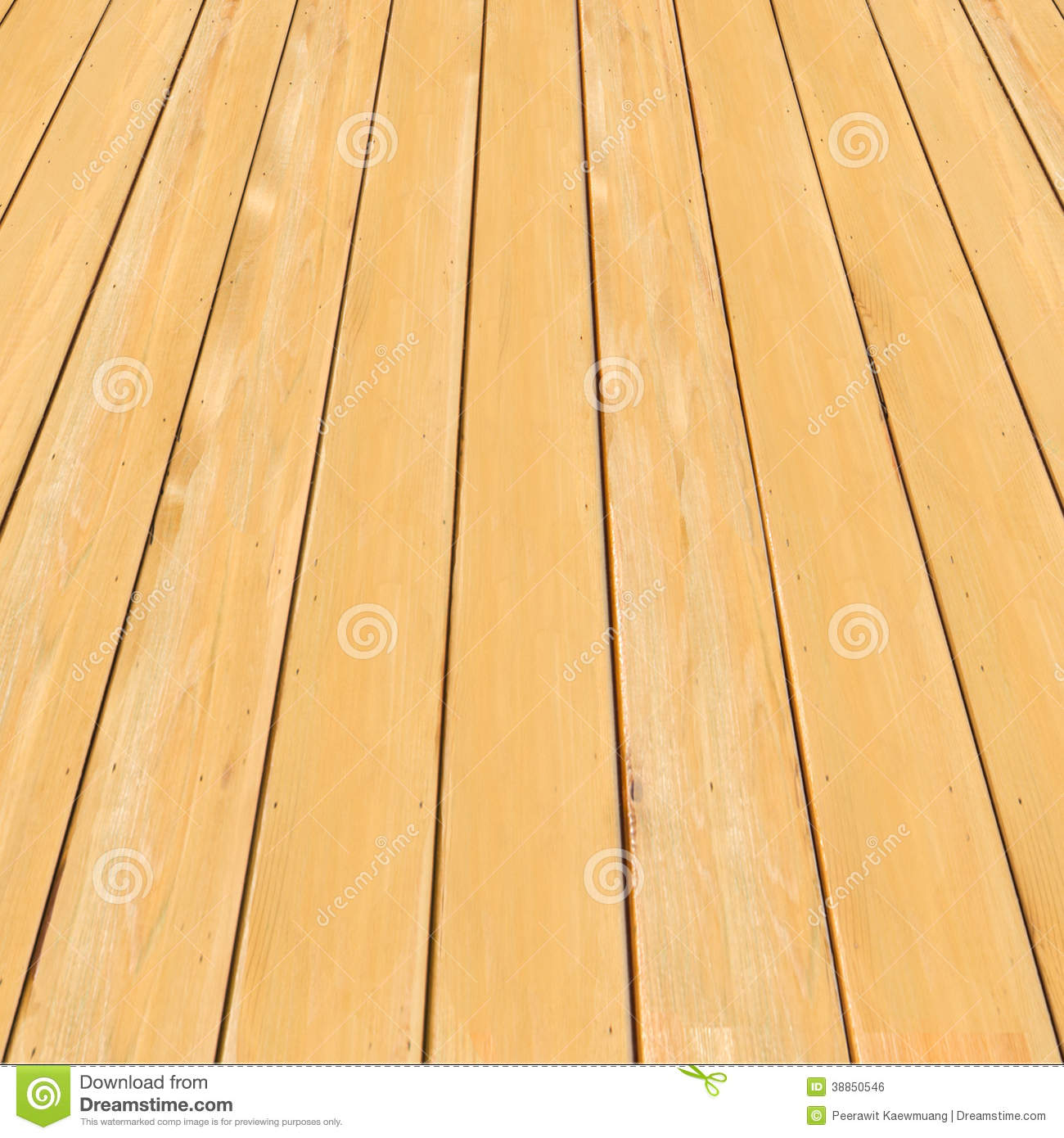 Wood Pine Plank Yellow Texture Background Stock Photo