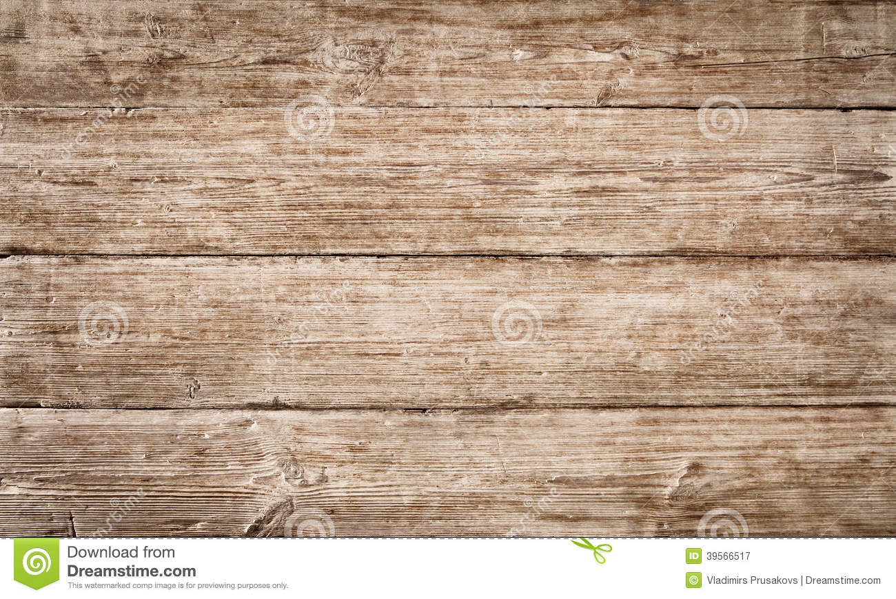 Wood Plank Grain Texture, Wooden Board Striped Old Fiber Stock Photo ...