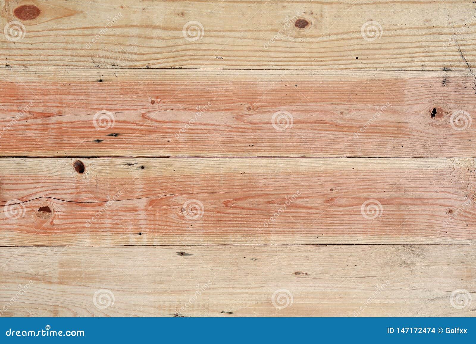 Wood plank wall horizontal background