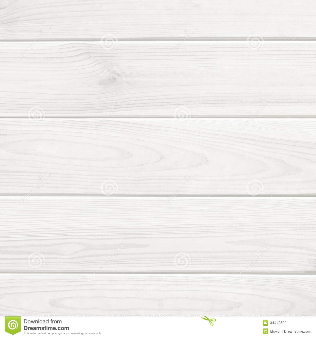 Wood Plank White Texture Background Stock Image Image