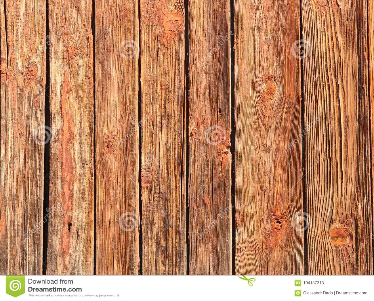 Wood Red Colored Texture Natural Red Wooden Background