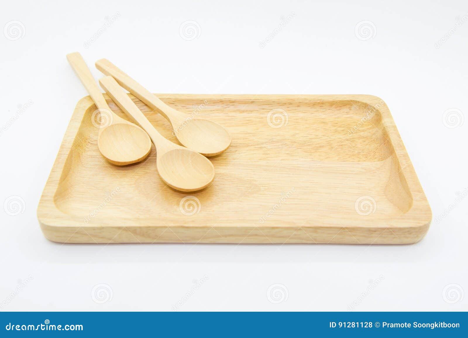 Wood sked på den wood plattan