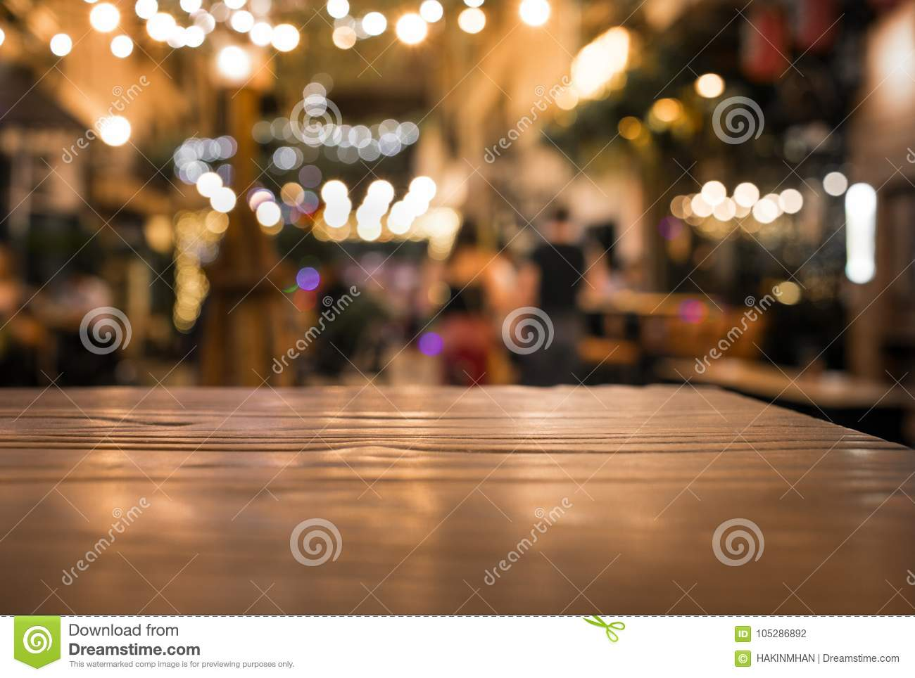 restaurant table top lighting. Royalty-Free Stock Photo Restaurant Table Top Lighting T