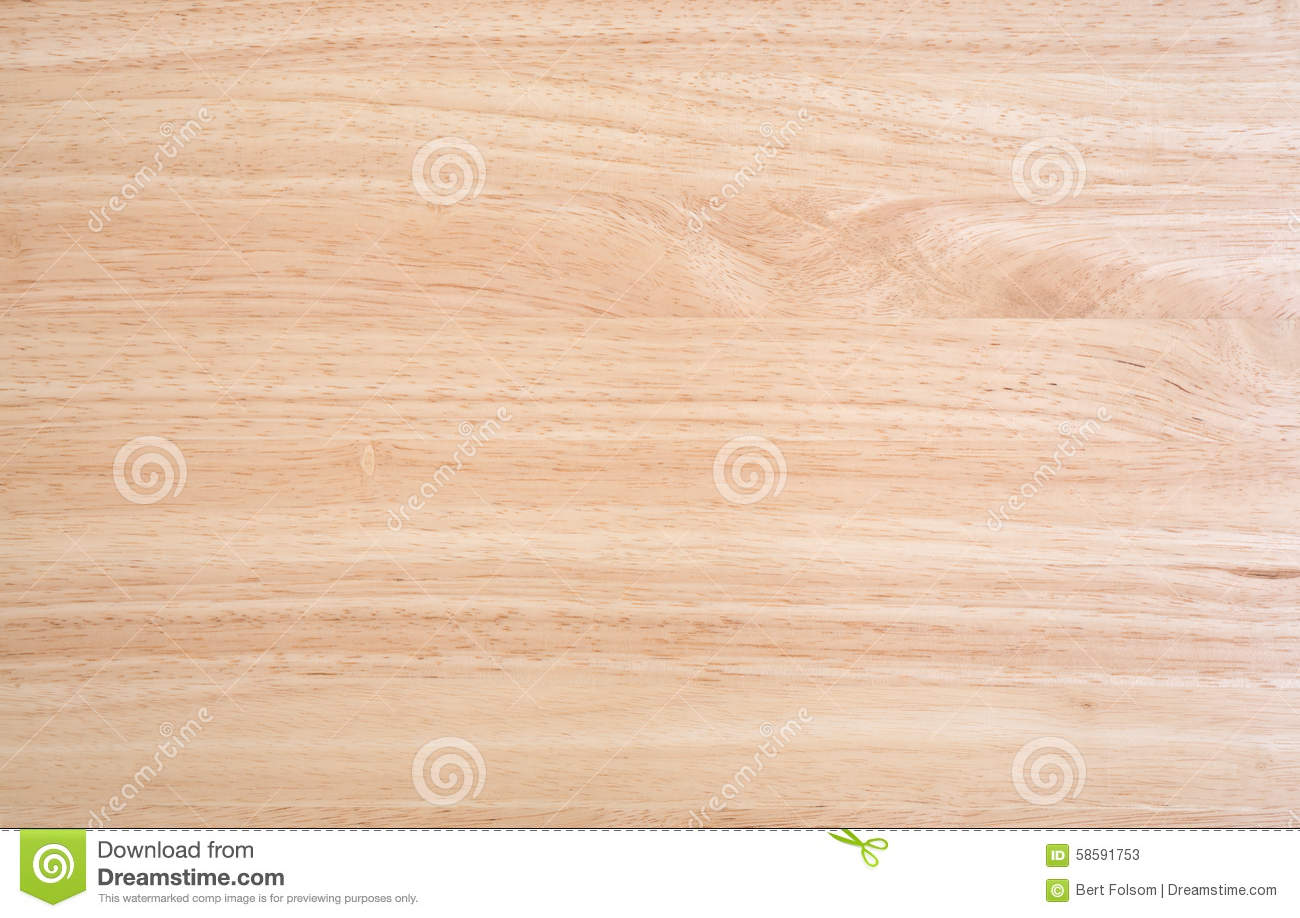 Wood table top