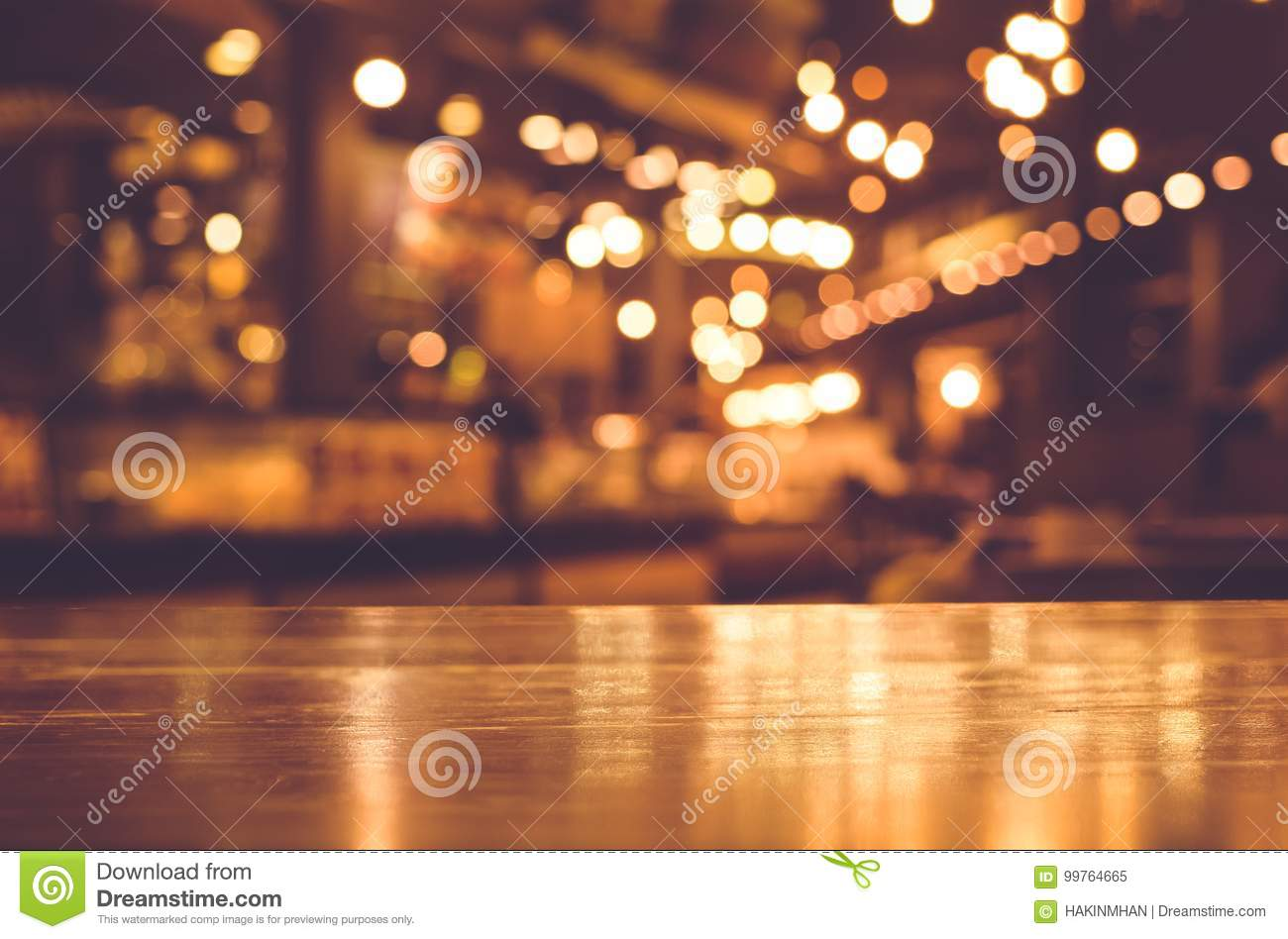 restaurant table top lighting. Royalty-Free Stock Photo Restaurant Table Top Lighting A