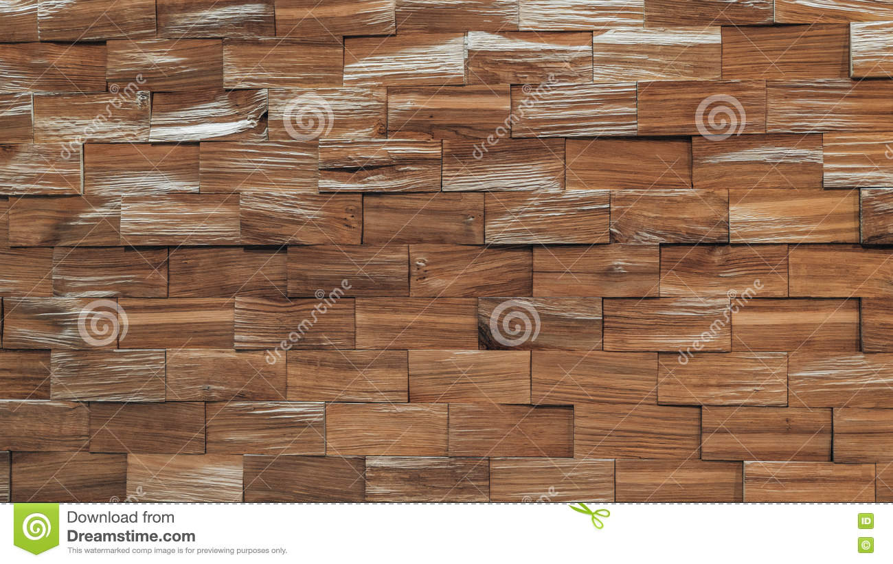 Wood texture background inside house