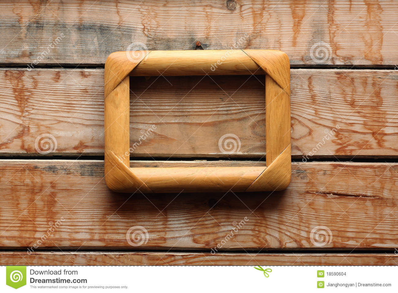 Wood Frame Texture : Wood Frame Texture : Wood Texture Background with Frame