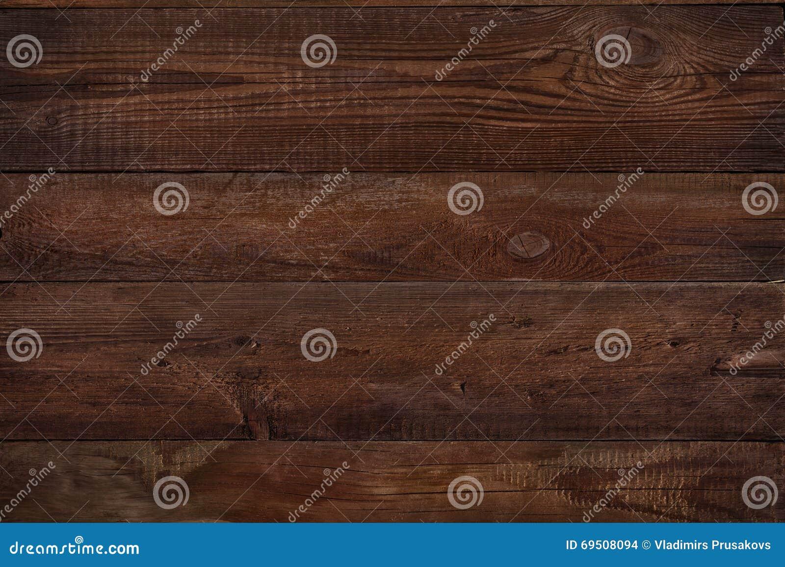 Wood texture plank grain background, wooden desk floor