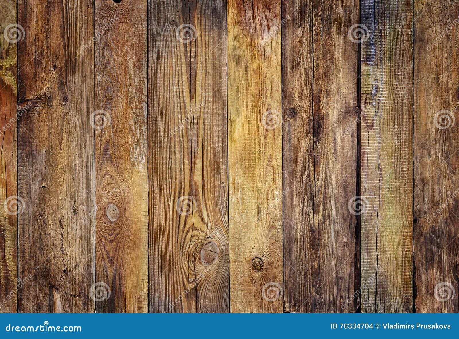Wood texture plank grain background, wooden desk table or floor
