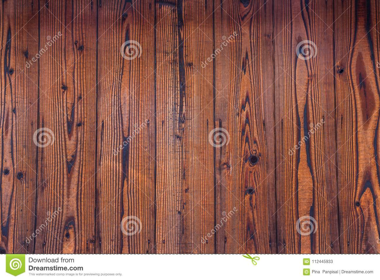 Wood Texture Surface Of Dark Wood Background For Design And Dec