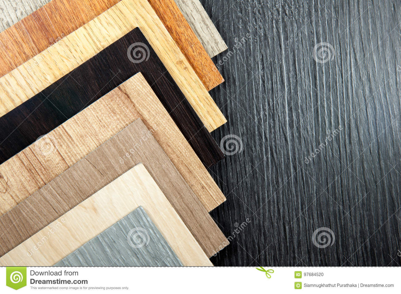 Wood Texture Surface Of Teak Wood Background For Design