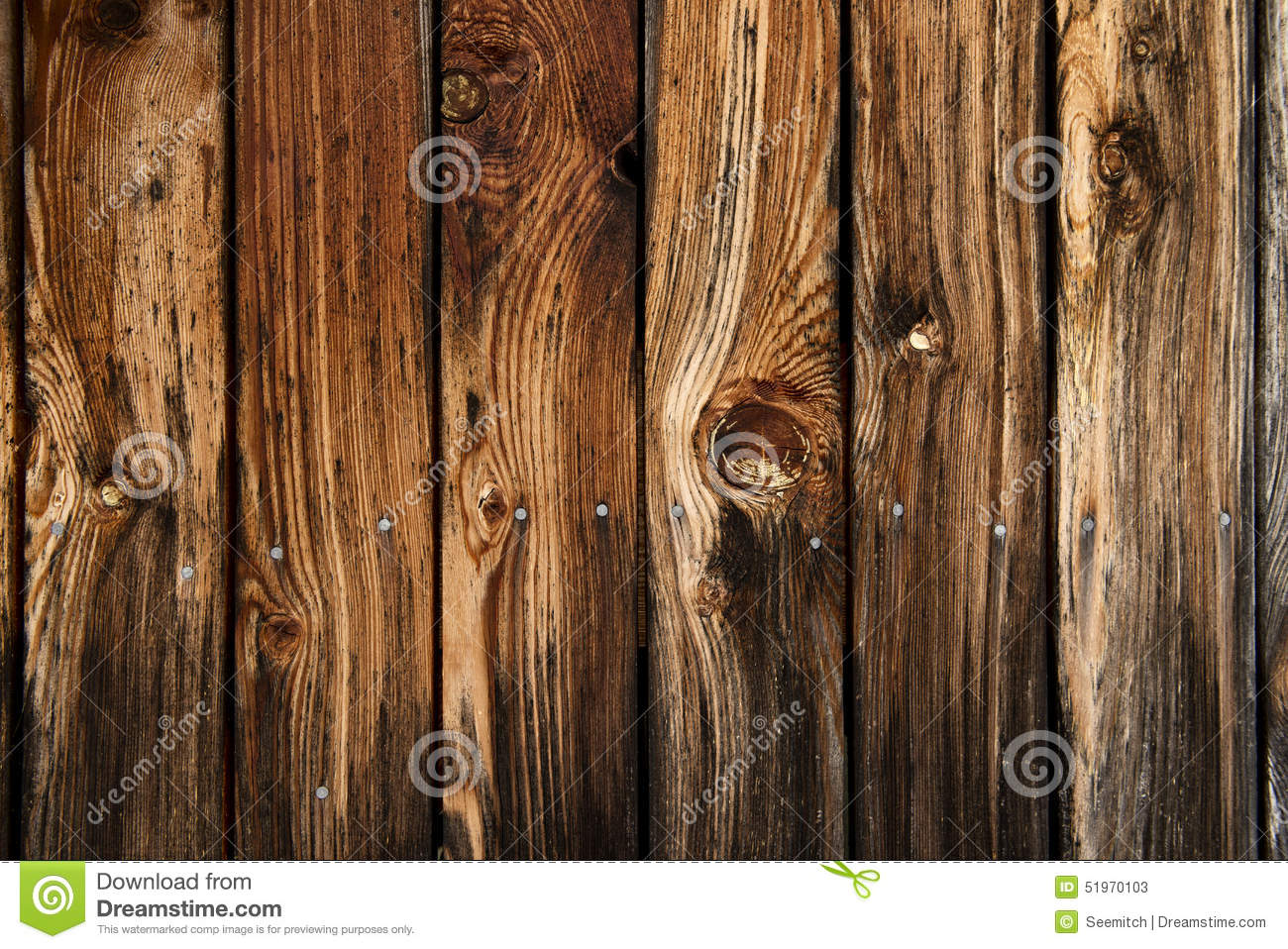 Worn Down Wooden Planks ~ Wood texture very old and worn wooden planks stock image
