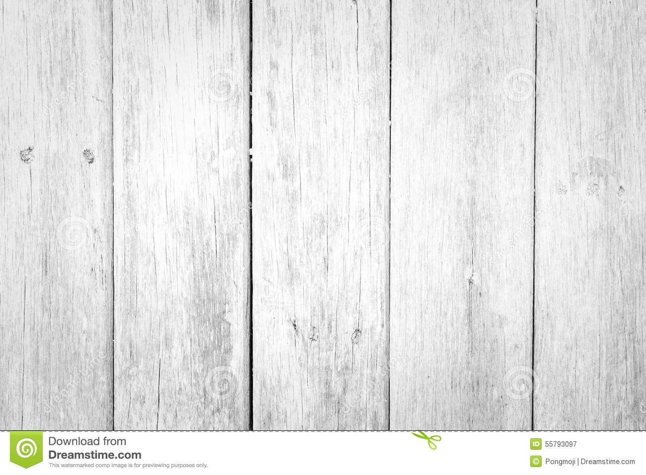 Wood Texture White Color Royalty Free Stock Photo