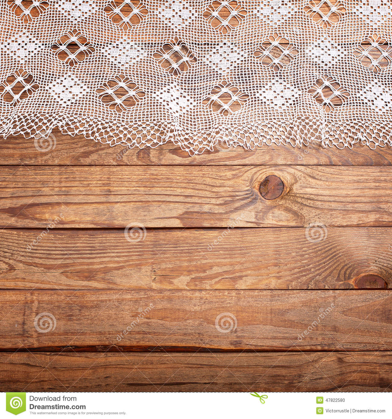 Stock Photo  Wood text...