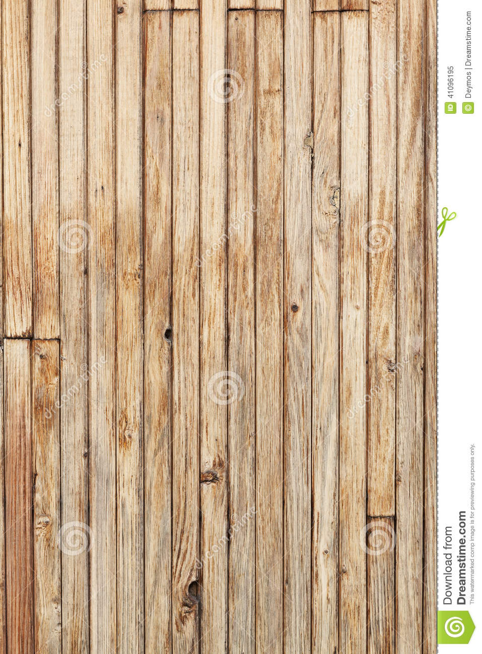 Wood Wall Surface Wooden Texture Vertical Boards Stock