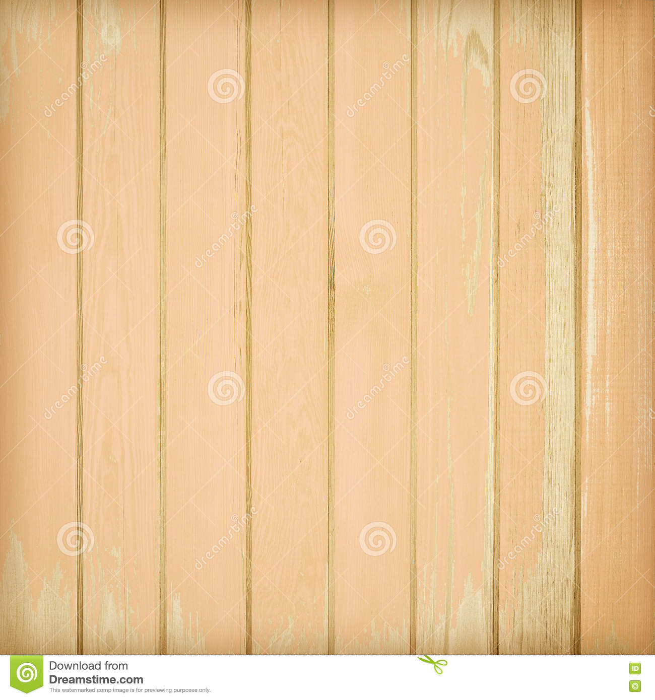 Wood Wall Texture Background; Orange Color Stock Image - Image of ...
