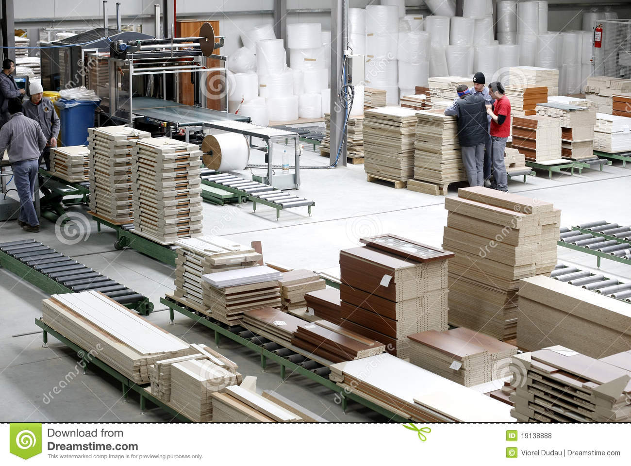 Wood warehouse interior editorial stock photo image of for A furniture warehouse