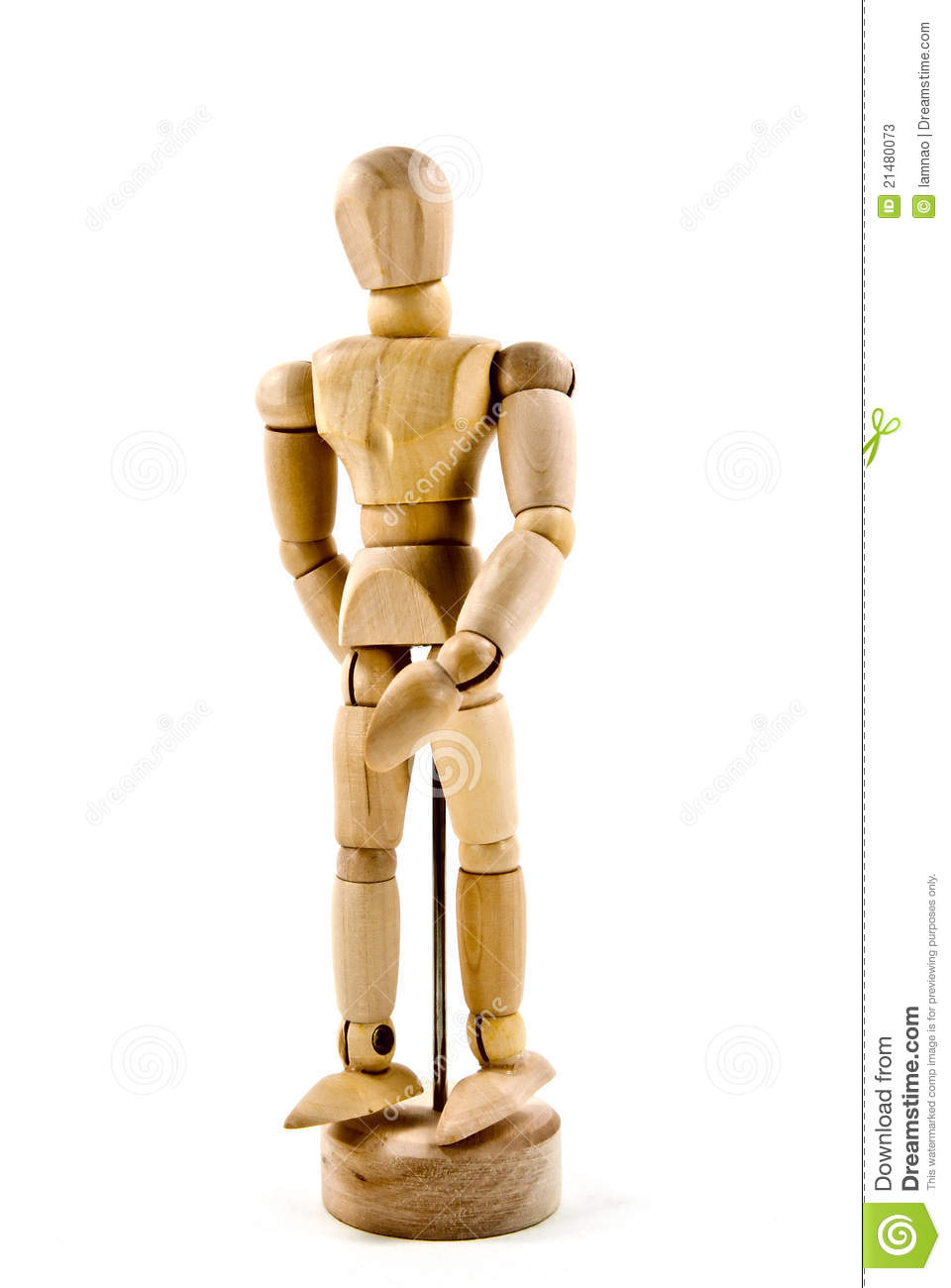wooden action figure for drawing mr no pr no 0 837 0