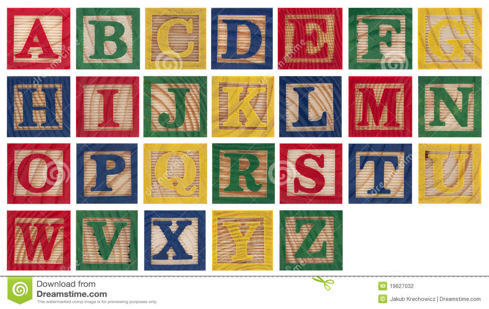 Wooden Alphabet Blocks Font  LektonInfo