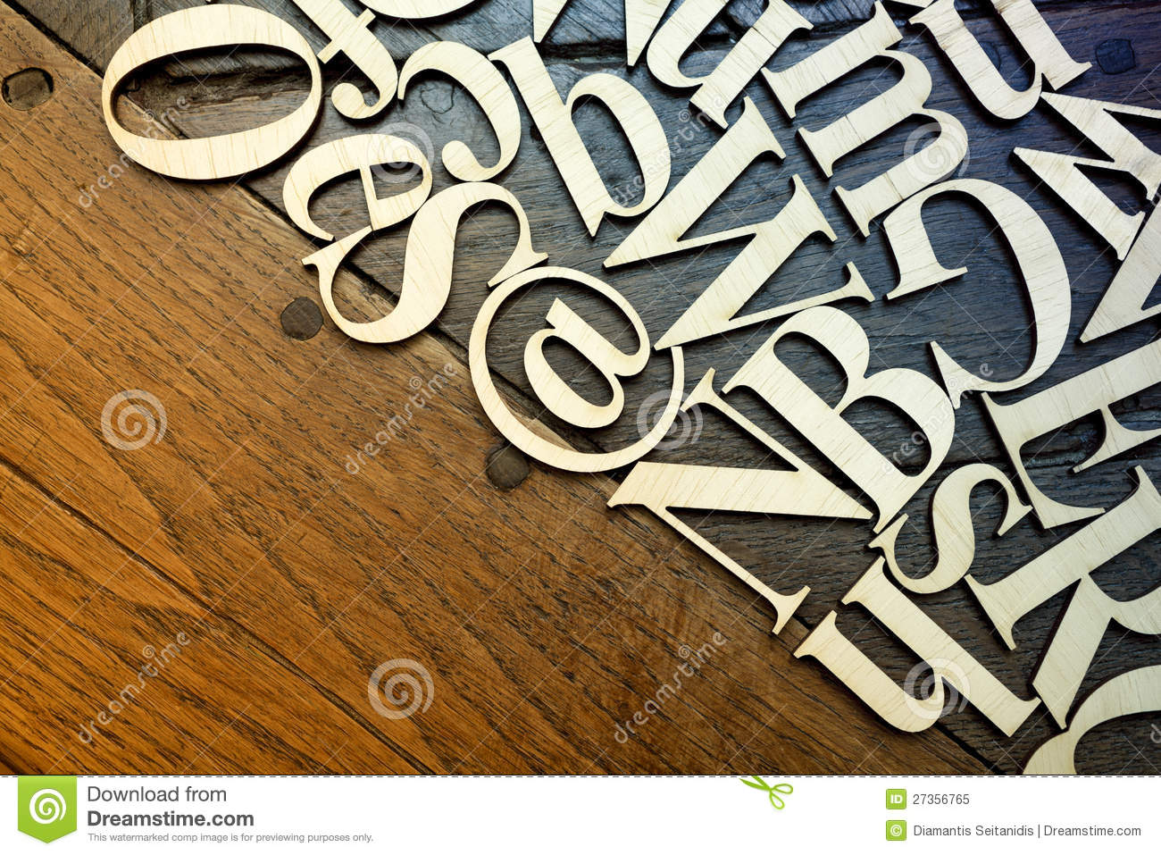 Photo letters download