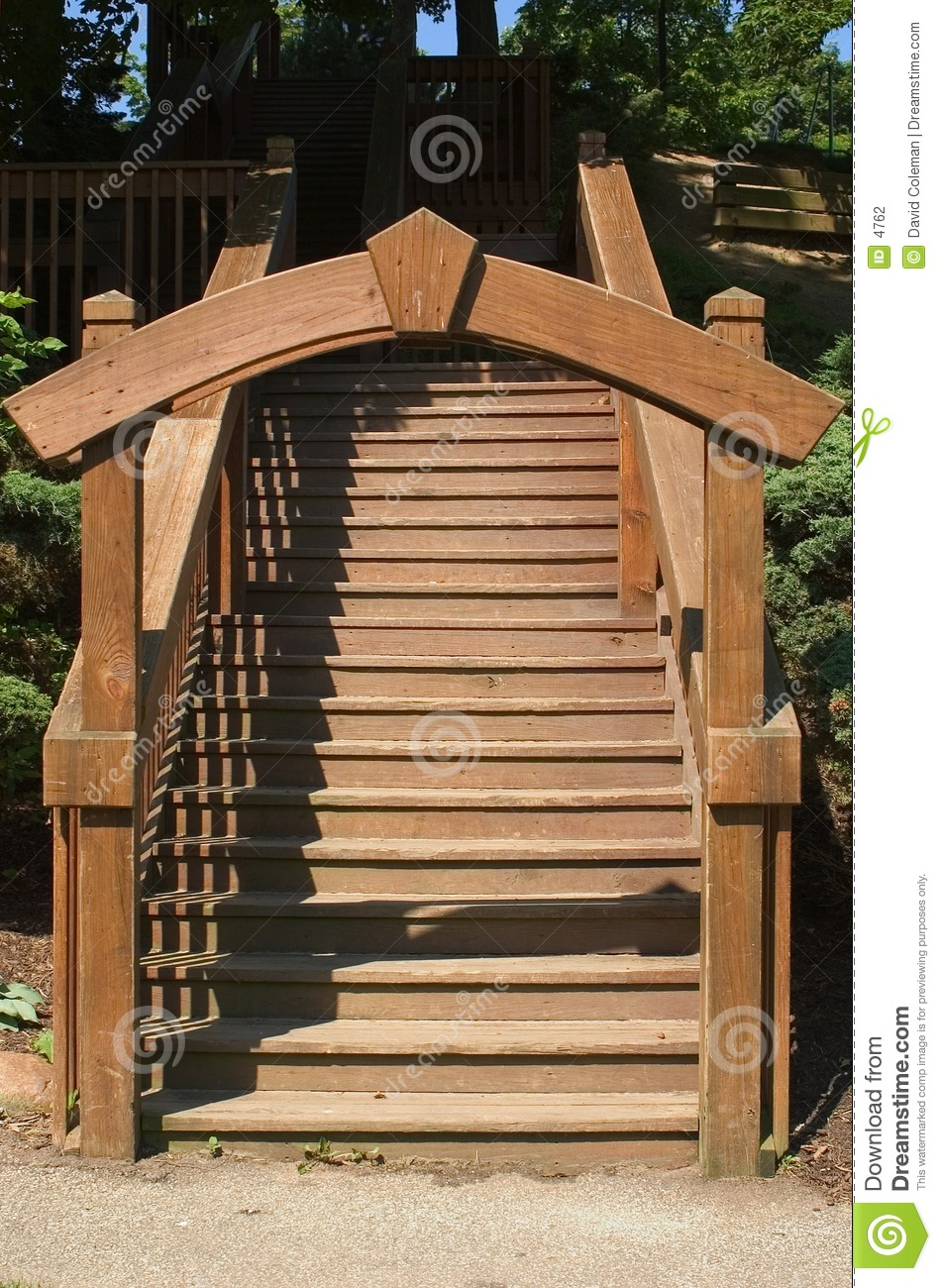 Wooden Archway