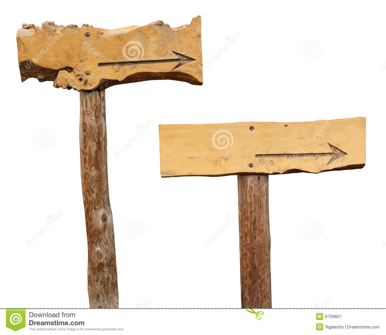 wooden arrow signs stock image  image of close  hiking
