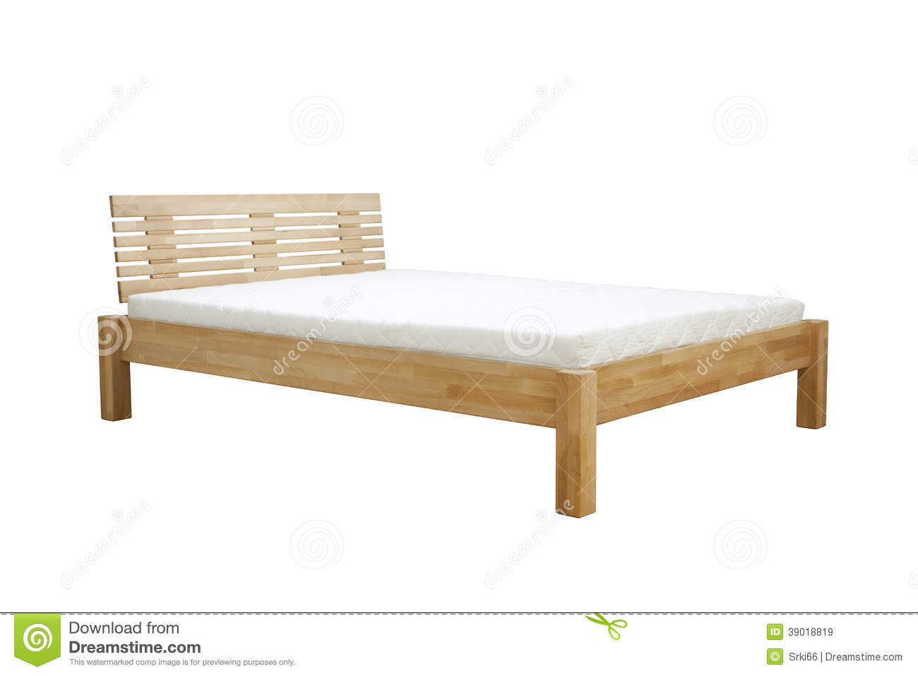 Very Impressive portraiture of Wooden Bed Stock Photo Image: 39018819 with #84A625 color and 1300x957 pixels