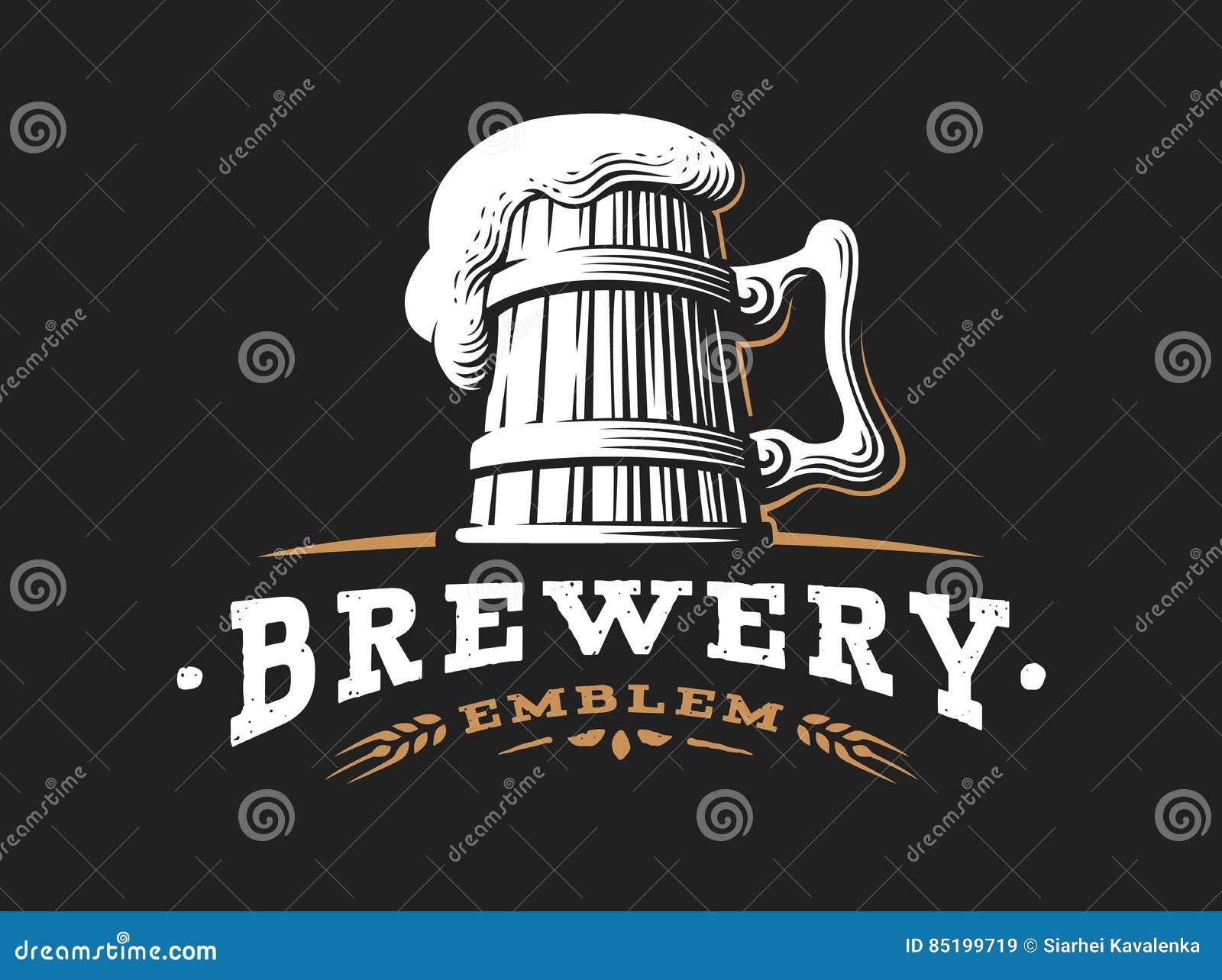 Beer Mug Logo Design