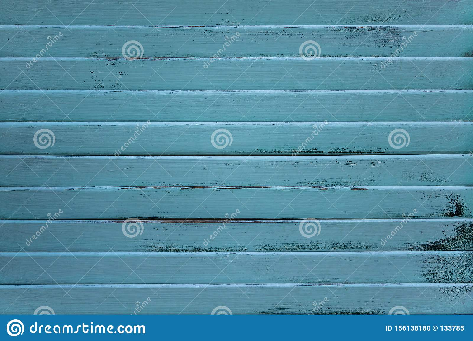 Wooden Blinds A Fence Of Blue Boards With Peeling Paint Horizontal Lines Rough Surface Texture Stock Photo Image Of Black Carpentry 156138180