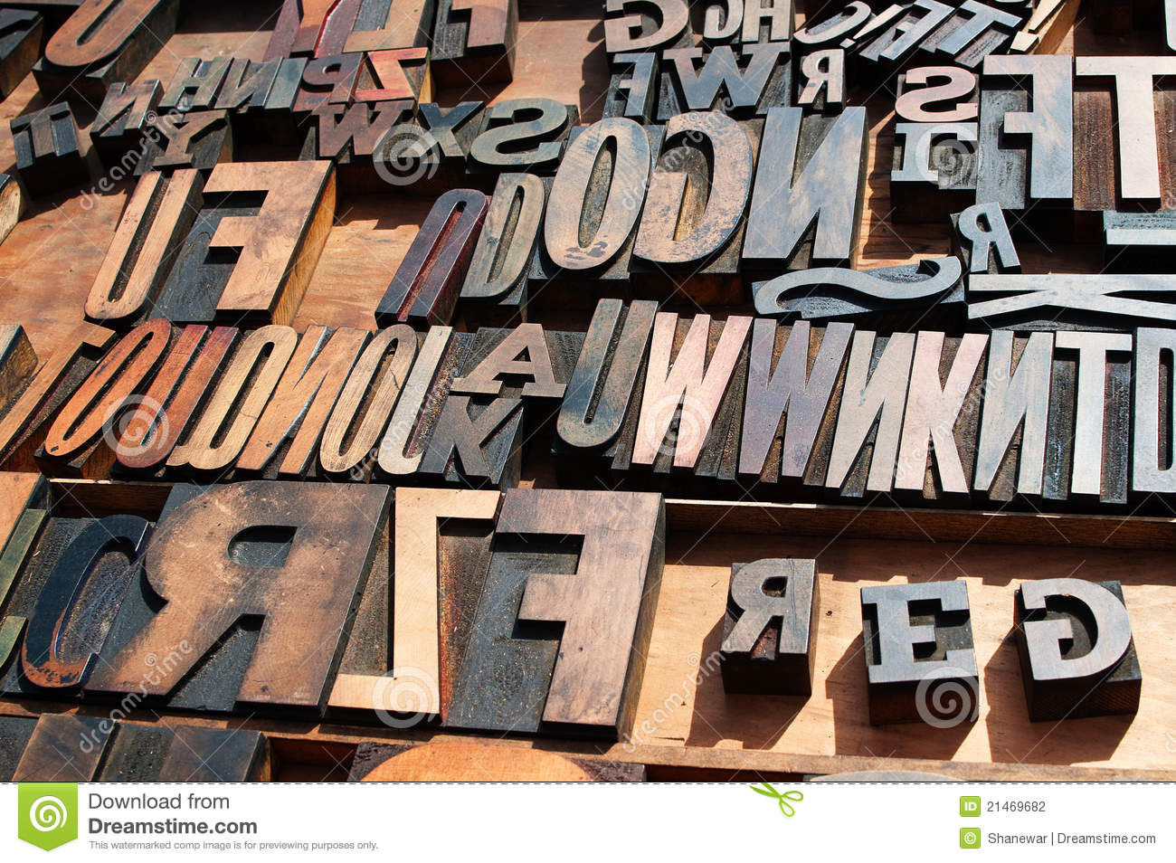 Woodblock Letters How To Make