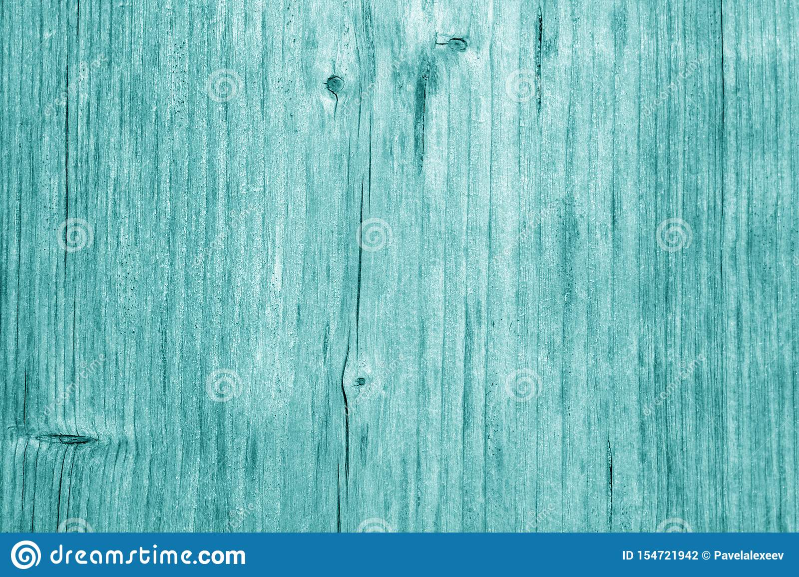 Vintage Blue and Green Painted Cutting Board