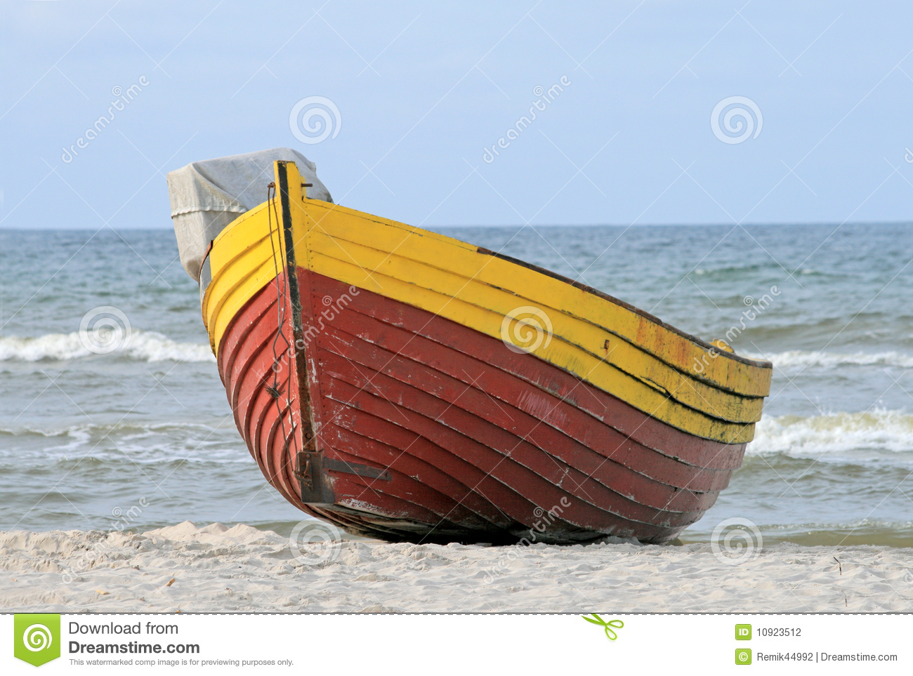 Wooden Boat Stock Photography - Image: 10923512