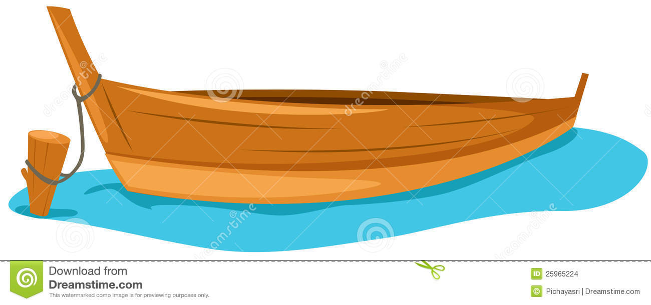 Wooden Boat Stock Images - Image: 25965224
