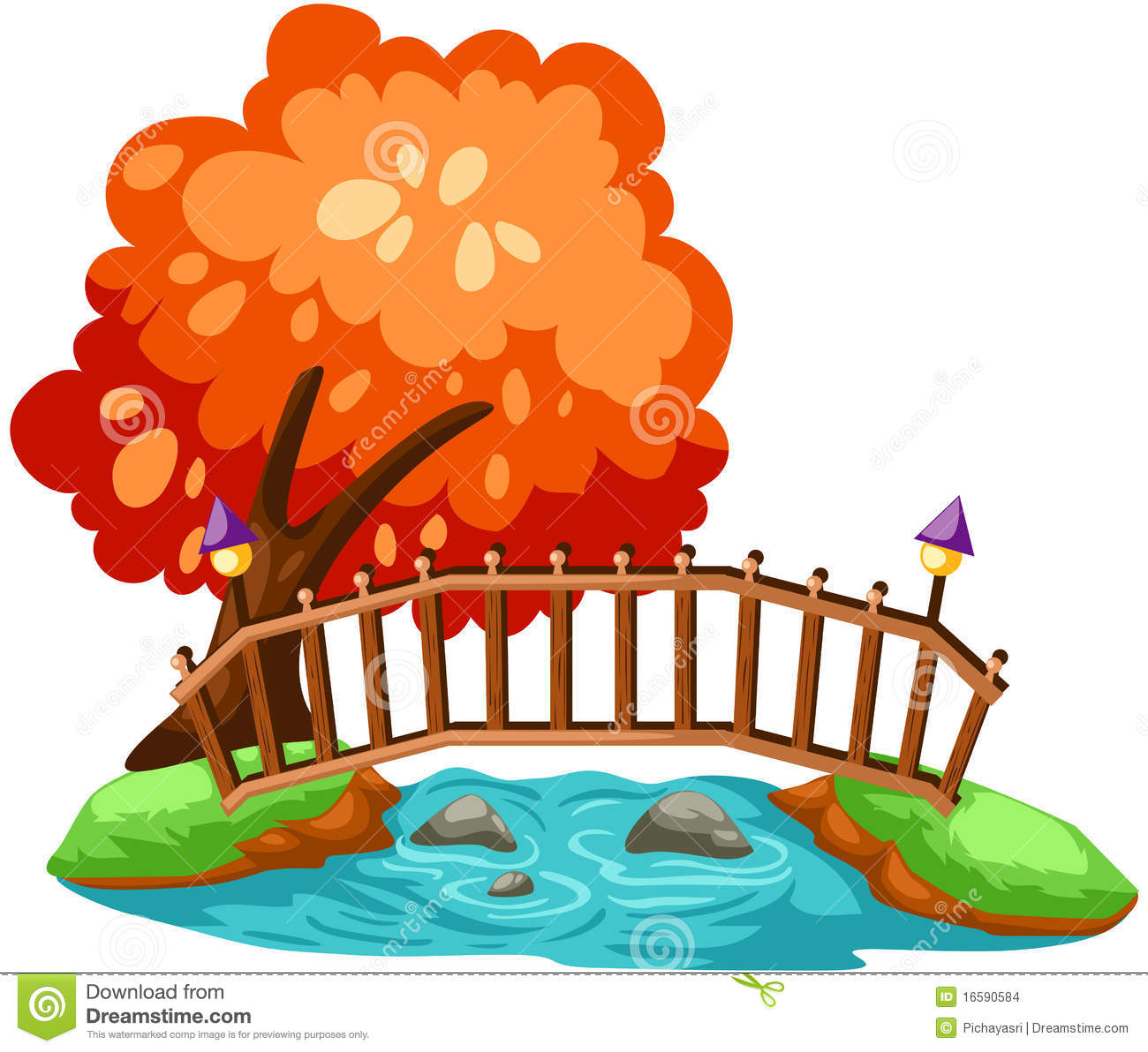 Galleries Related: Foot Bridge Clip Art , Wooden Bridge Cartoon ,