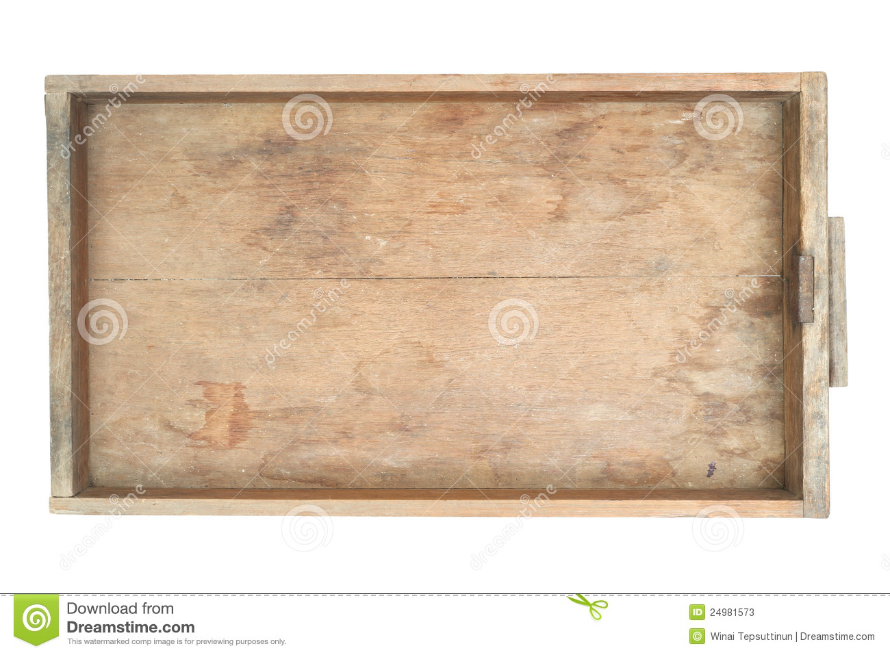 Wonderful image of Vintage wooden cabinet drawer isolated on white background. with #84A724 color and 1300x957 pixels