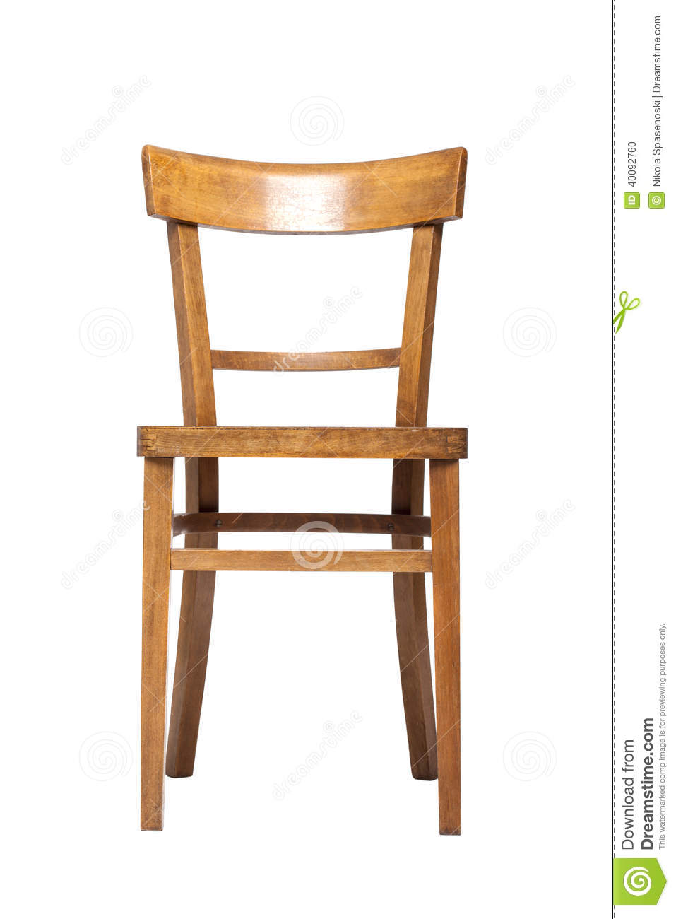 Stock Sedie Legno Usate.Wooden Chair Stock Photo Image Of Furniture Classic 40092760