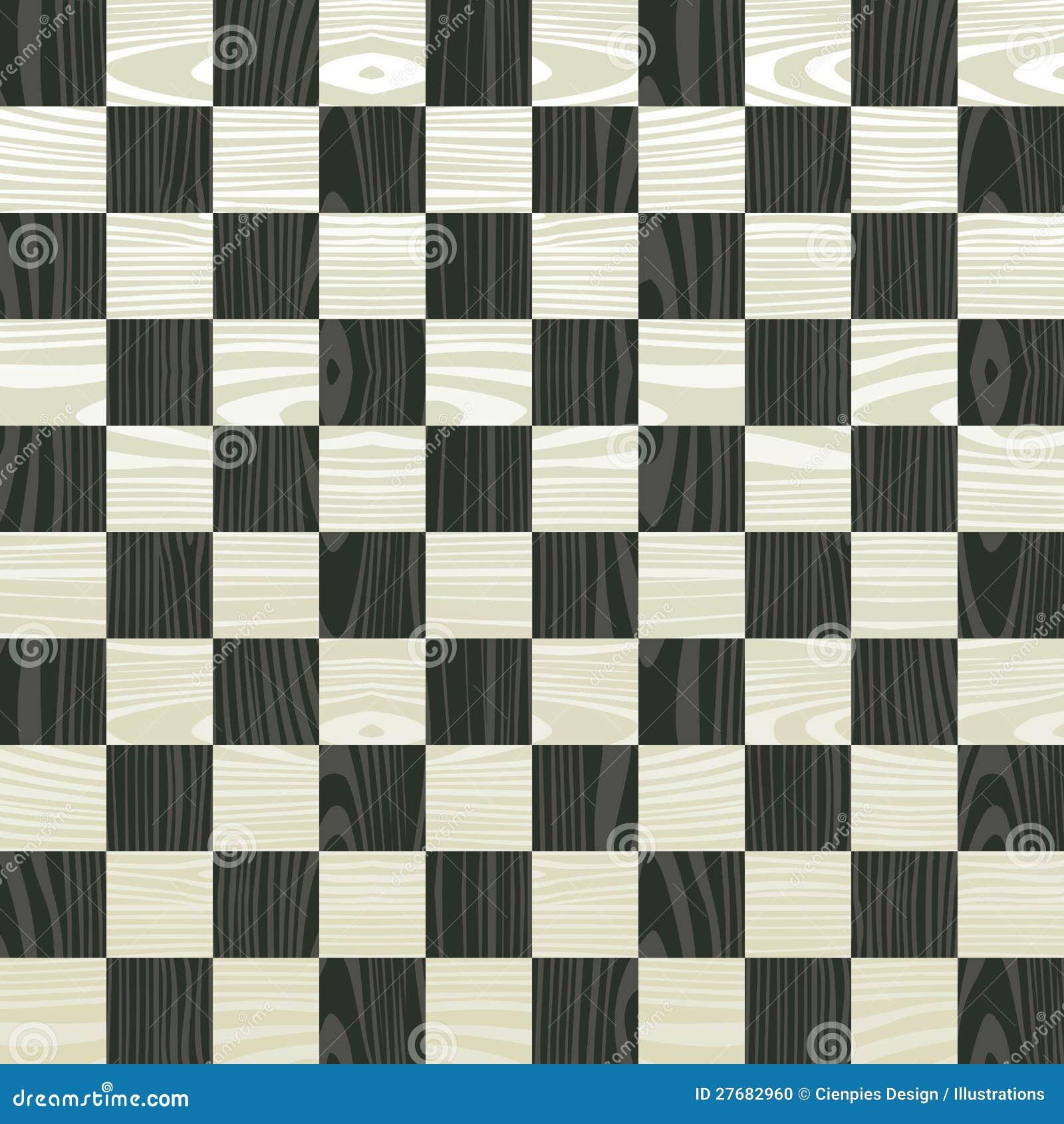 wooden chess board pattern stock photo image 27682960