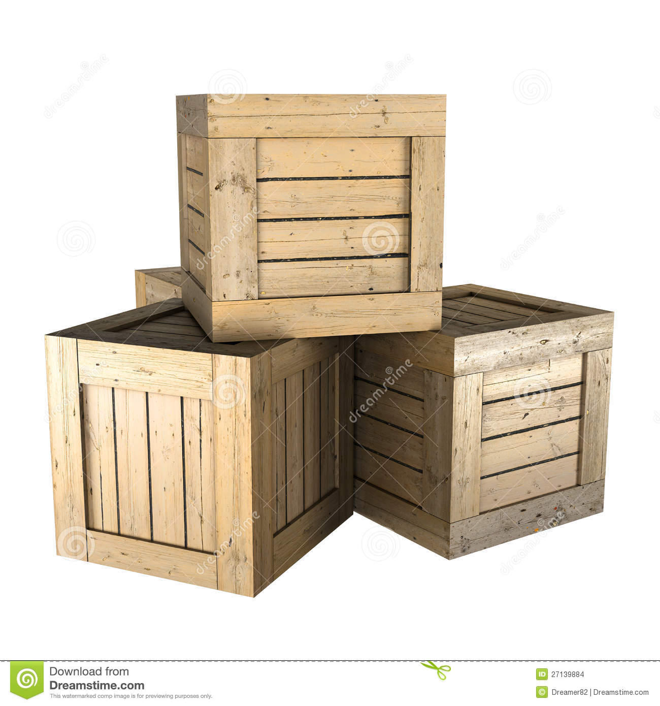 how to build a shipping crate for art