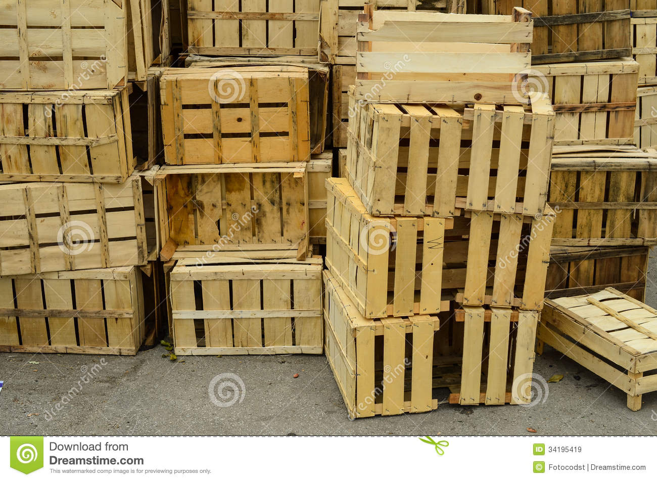 fruit crates for free