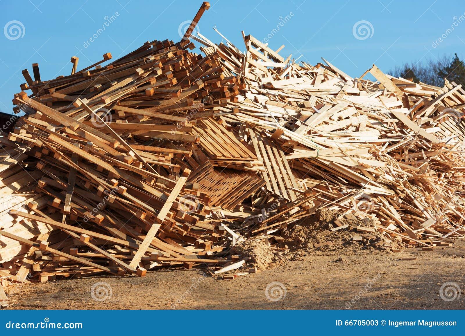 Wooden Debris Stock Image Image Of Destroyed Storage 66705003